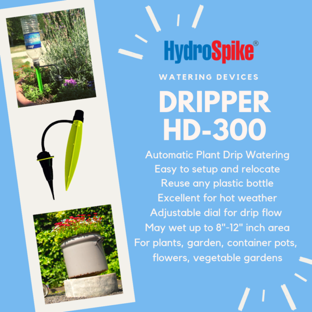 water bottle plants plant can garden hose wand hydro spikes stakes nanny therapy hydrospike